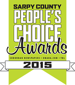 Best Chiropractor in Sarpy County - People's Choice Awards 2015