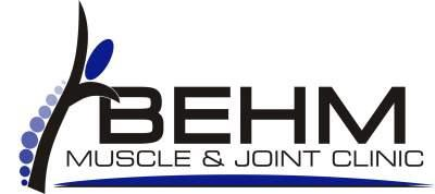 Behm Muscle & Joint Clinic logo