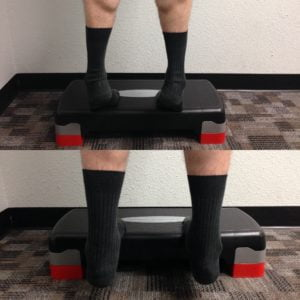 Treatment Exercises for Achilles Tendonitis