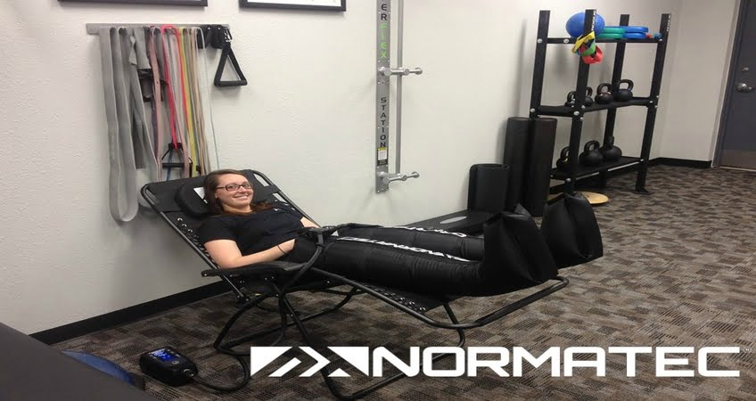 Normatec recovery boots Omaha