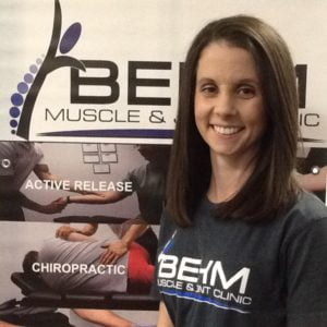 Ashley Behm Muscle & Joint Clinic