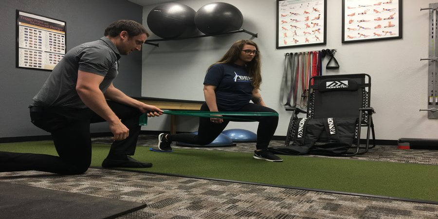 Physical Therapy clinic in Bellevue, NE